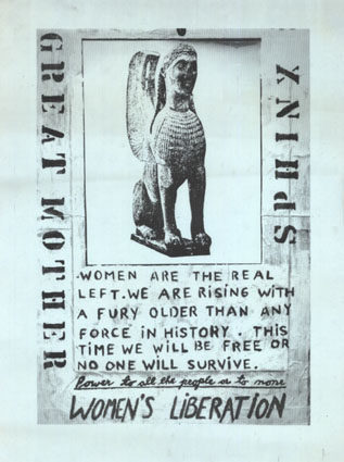 Womens Liberation Great Mother
